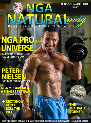 2017 NGA NATURAL mag Spring/Summer 2017 Issue