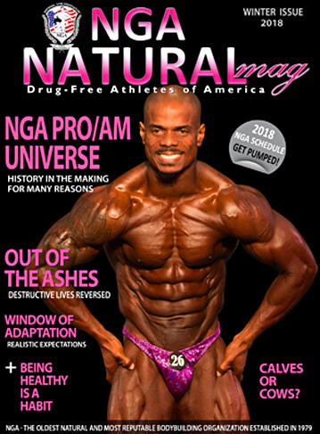 2018 NGA NATURAL mag Winter 2018 Issue